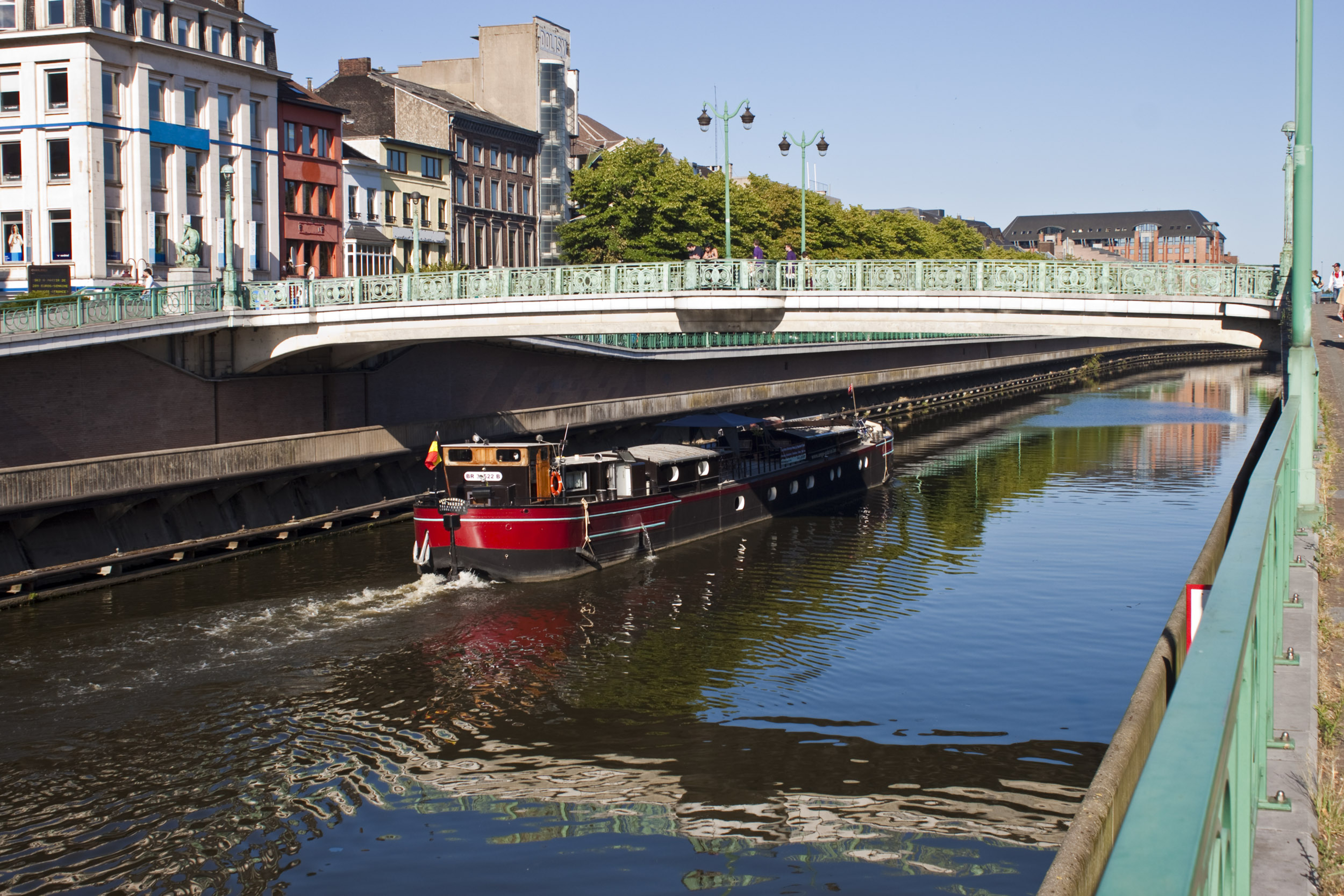 Charleroi-Brussels canal