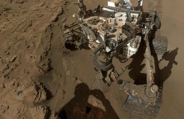 La preuve que Curiosity n'est pas sur mars !