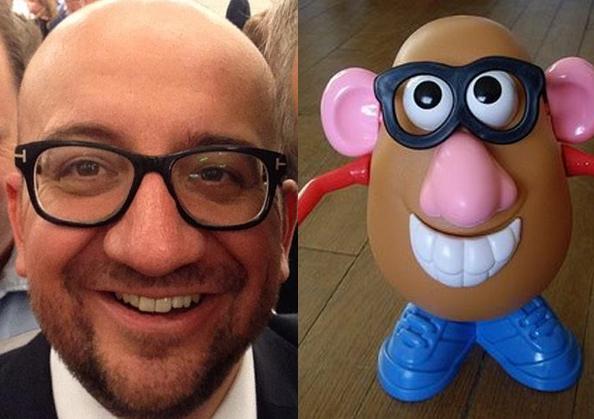 Disney demande charles michel d 39 arr ter de se d guiser en mr patate - Monsieur patate toy story ...