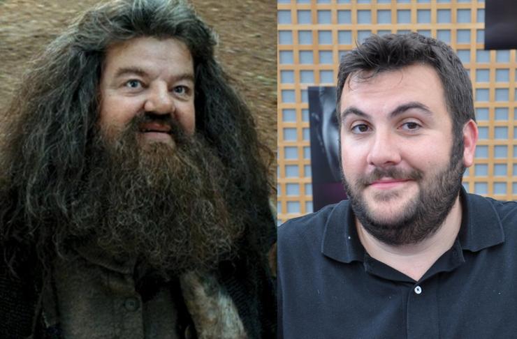 Laurent Ournac pressenti pour le rôle d'Hagrid