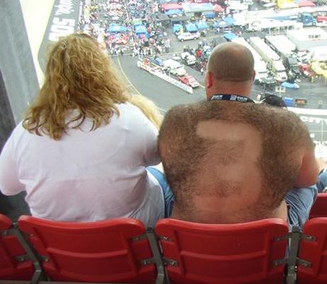 shaved-back