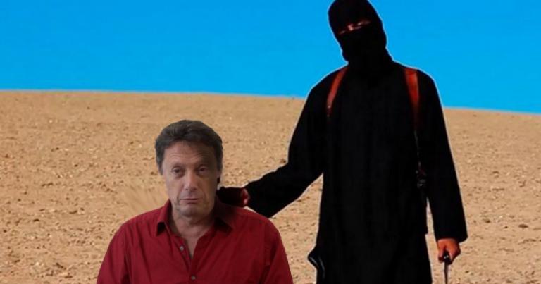 Antoine de Maximy (J'irai dormir chez vous) pris en otage par l'état islamique