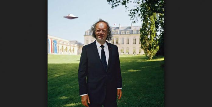 Sylvain Durif  Le Grand Monarque  Le Christ Cosmique  Nous