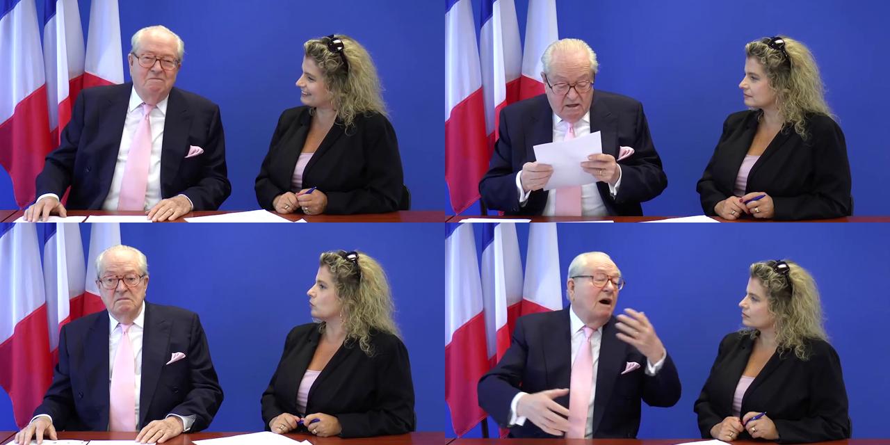 La-presentatrice-du-journal-de-bord-de-Jean-Marie-Le-Pen-decide-de-s-auto-exclure-du-FN