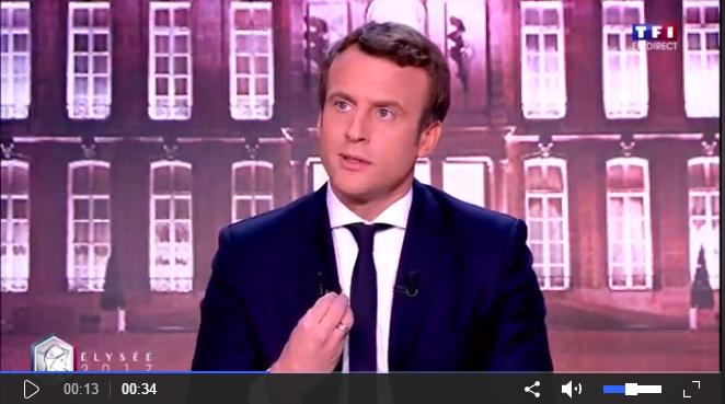 Macron se proclame Premier Consul de France