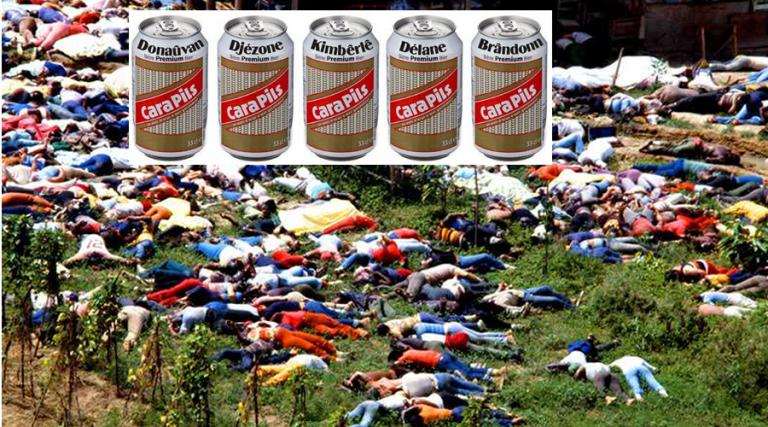 Pénurie de Cara Pils : suicide collectif à Liège, Charleroi et Mons: 35.000 morts (photos +18)