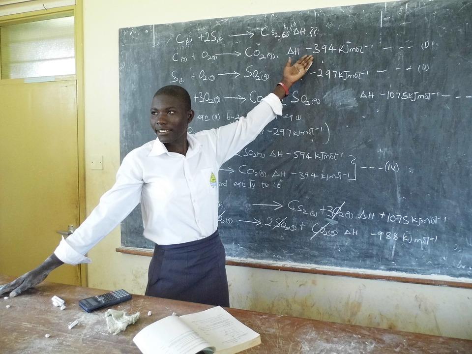 Explain School Chemistry Uganda Teacher Rules