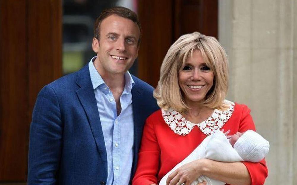 Brigitte Macron A Accouche D Un Petit Garcon