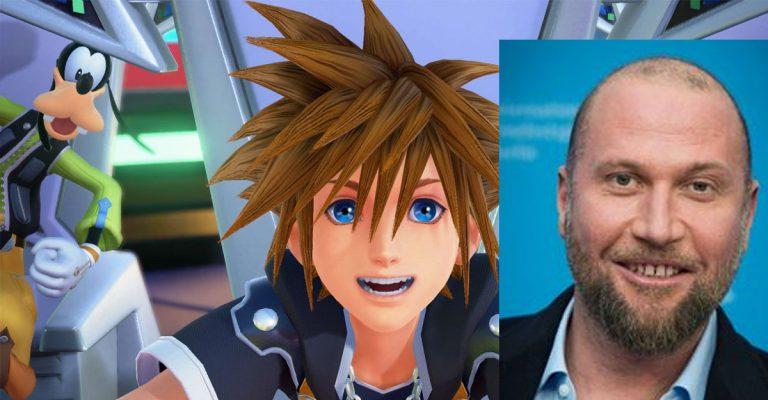 Un doublage pour Kingdom Hearts 3. François Damiens doublera Sora !