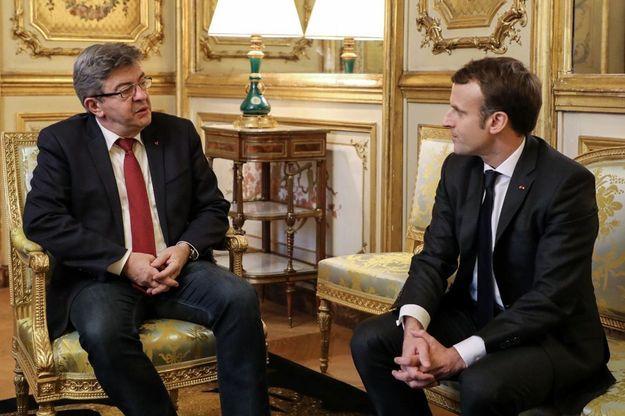 Macron-et-Melenchon-en-fort-recul