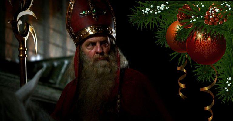 Nouvel appel à la purge lancé par Saint-Nicolas contre les décorations de Noël anticipées