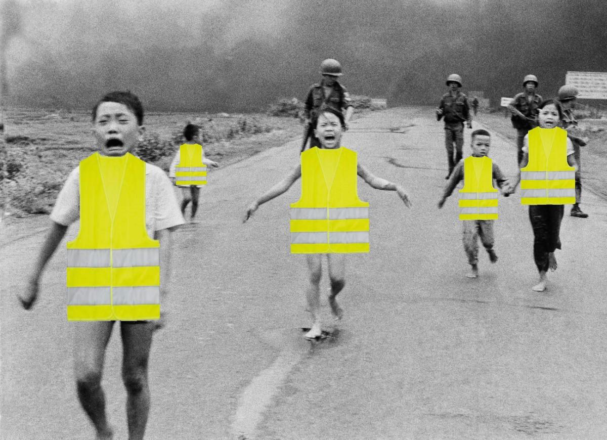 répression gilet jaune