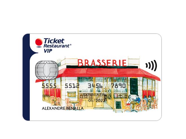 carte ticket restaurant