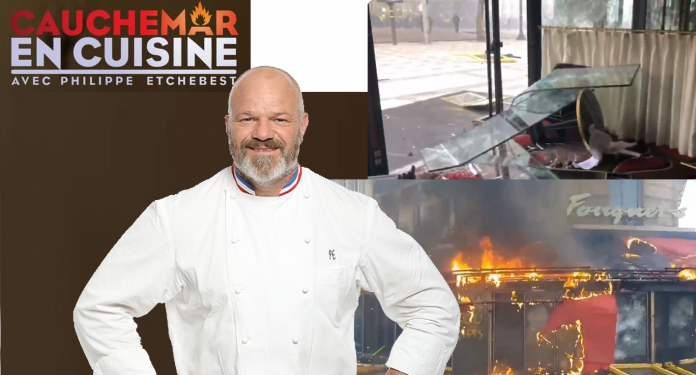 Cauchemar En Cuisine Philippe Etchebest Debarque Ce Soir Au
