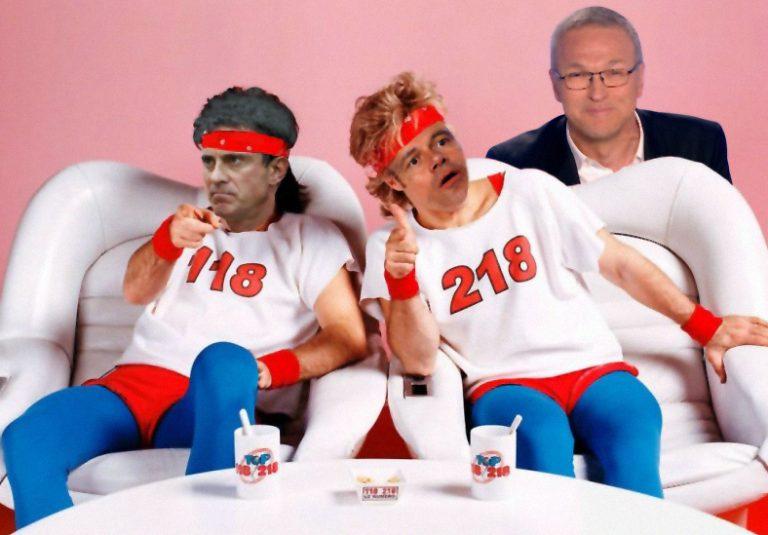 Manuel Valls et Laurent Wauquiez nouveaux chroniqueurs d' «On n'est pas couché»