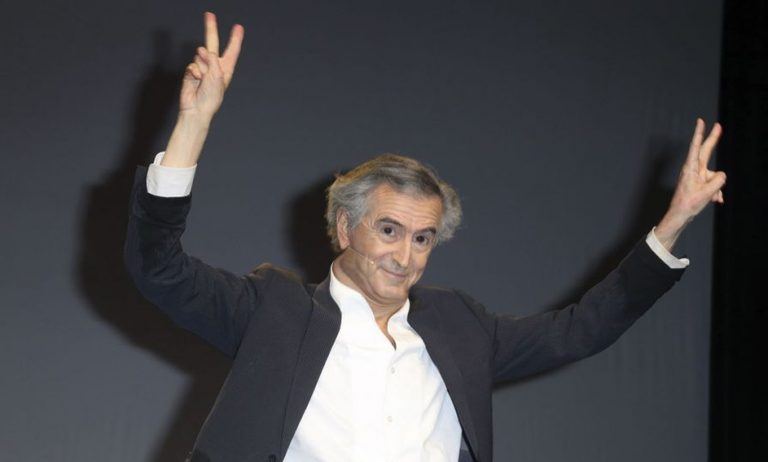 « Looking for Europe » : BHL fait un triomphe