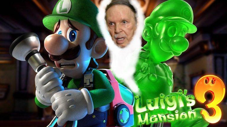 Le dlc Booteflika de Luigi's Mansion 3 sortira le 1er décembre