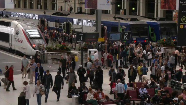 Daesh revendique la prise d'otages des Français par la SNCF