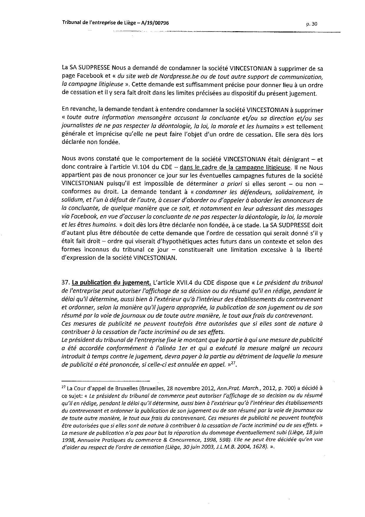 2020 01 10 SUD PRESSE c HERREGAT V et VINCESTONIAN SDE PLC (A-19-00796) aud 6-12-2019-page-030