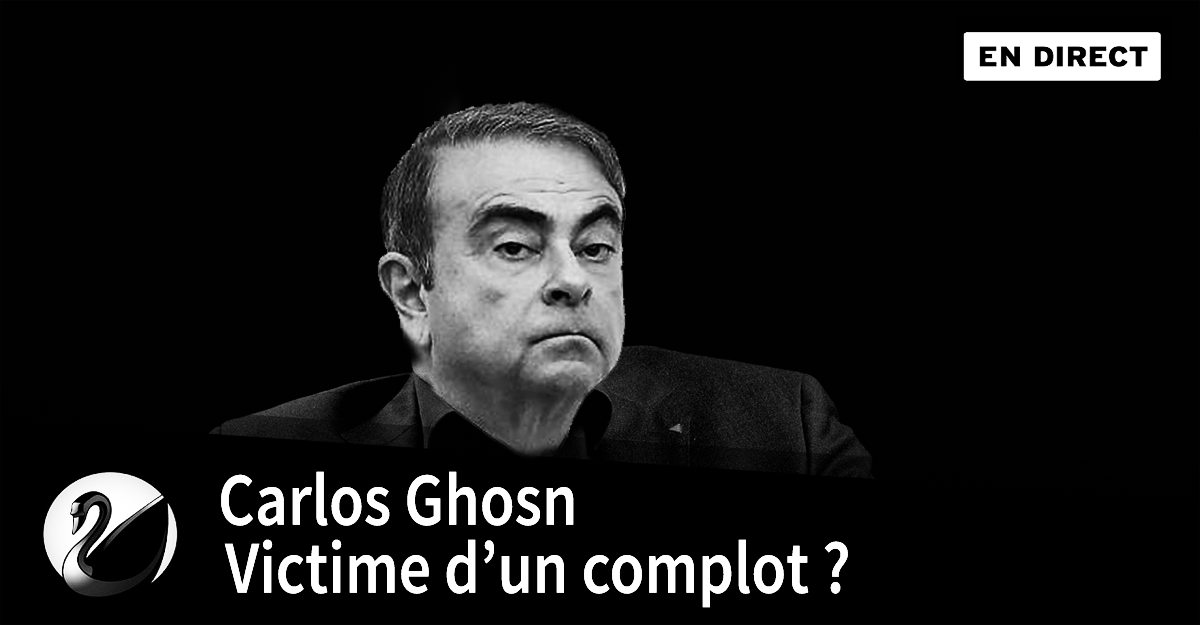 Carlos Ghosn Donnera Lundi Une Interview Chez Thinkerview
