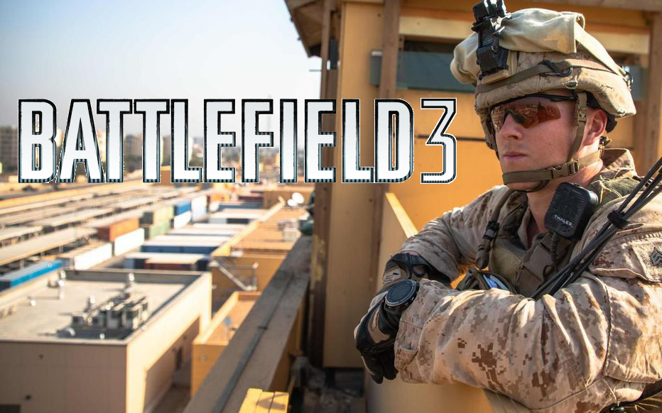 battlefield 3 remake vr