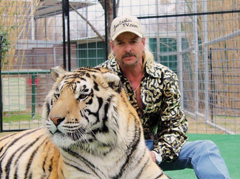 Christophe Castaner embauche Joe Exotic et ses tigres pour renforcer le confinement