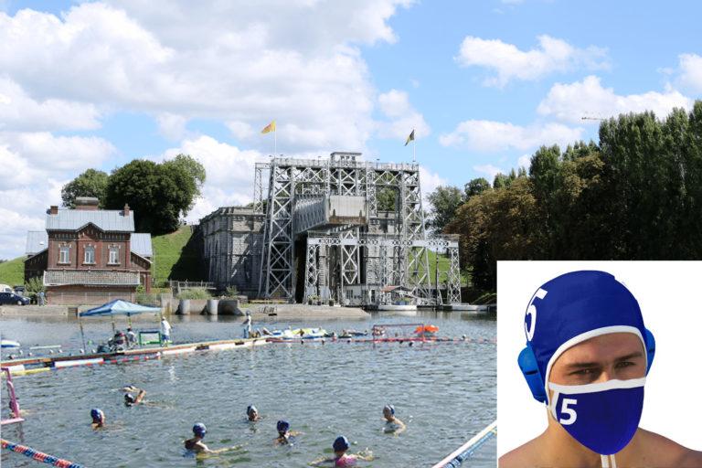 La finale Belge de Water-polo se jouera dans le canal du Centre.
