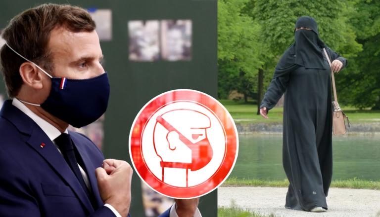Le port du masque en rue illégal en France et en Belgique sur base des lois «anti-niqab»? L'incompétence des ministres!
