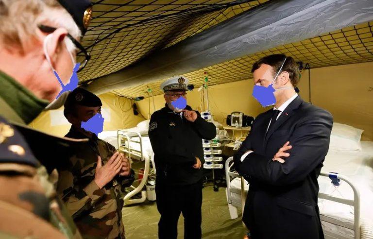 L'ONU crée la division des Masques Bleus