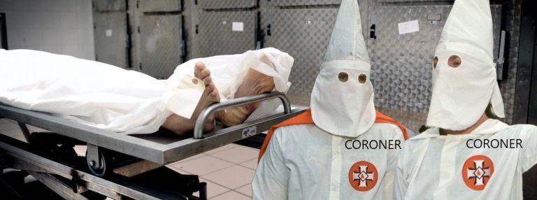 L'autopsie de Georges Floyd révèle qu'il est mort du Coronavirus
