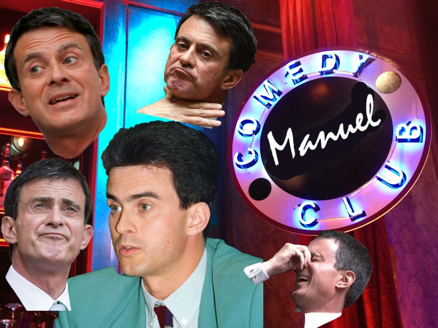 Manuel Comedy Club