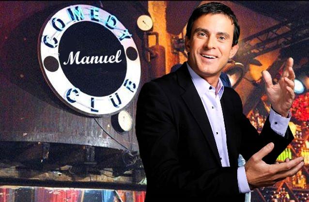 Manuel Comedy-club
