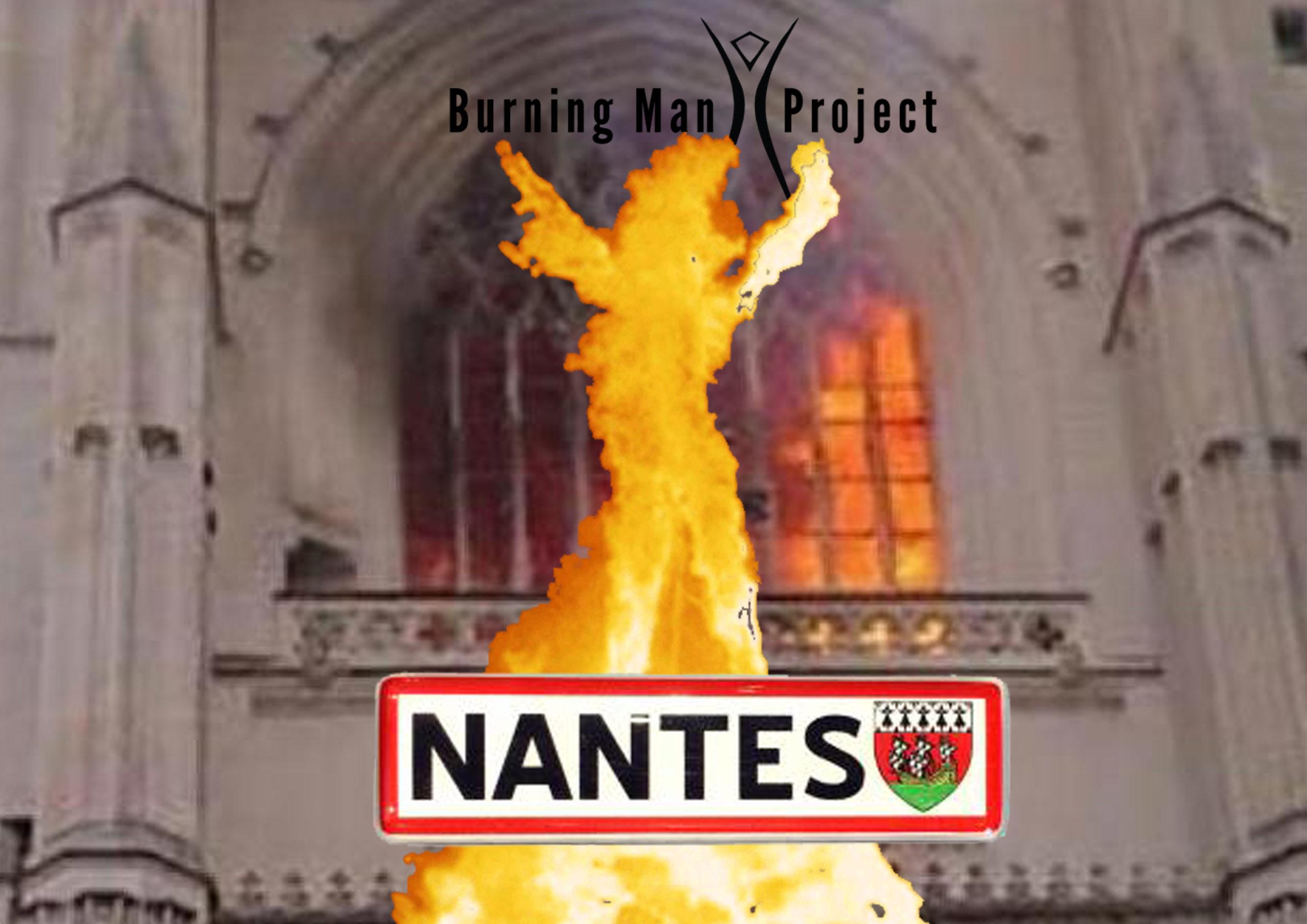burning nantes