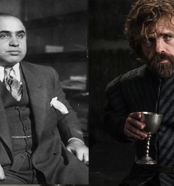 Al capone, tyrion lannister