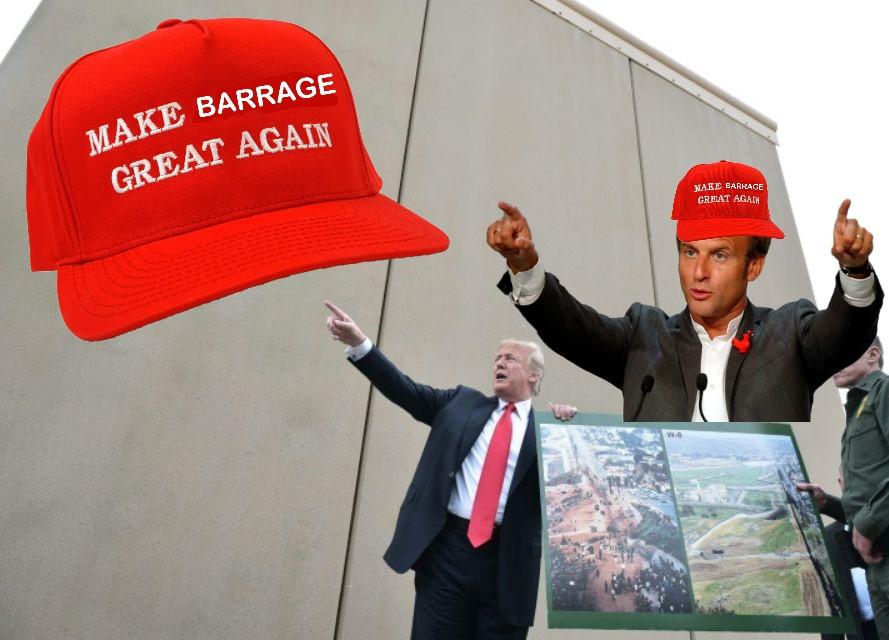 barrage 2022