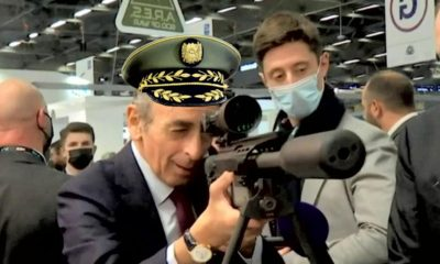 Shooting algerian